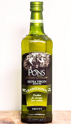 Pons Extra Virgin Olive Oil (Fruity)