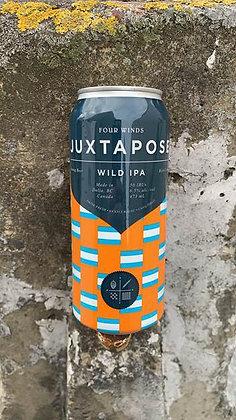 Four Winds Juxtapose Wild IPA