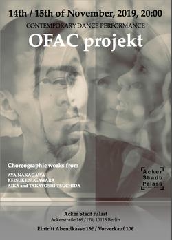 OFAC projekt