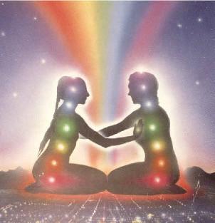 Le tantra : la sexualité comme un échange d'énergie.