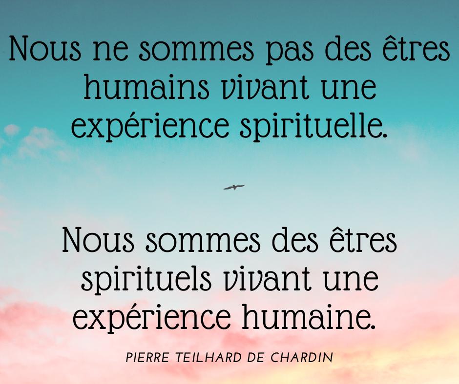 citation-spiritualité-humain-experience