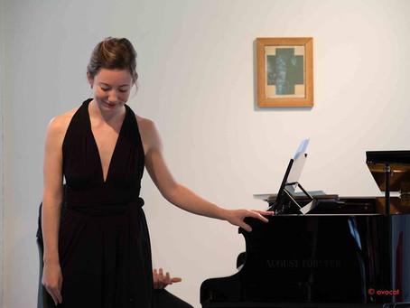 Stephanie Gurga : <PREtudes> : joue à Martigny, Suisse