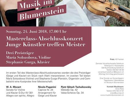 Musik im Blumenstein