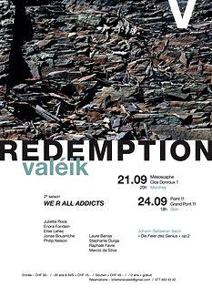 Redemption Valeik Stephanie Gurga