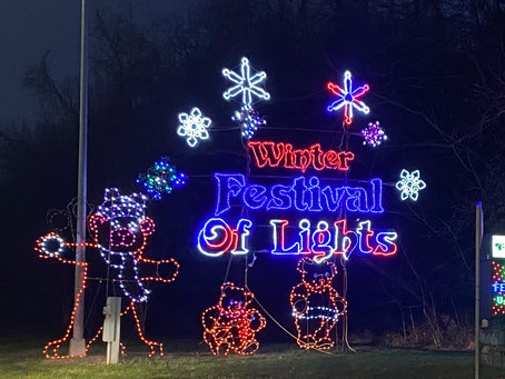 Things to Do in DC: Festival of Lights