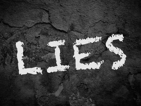 What Do People Lie About?