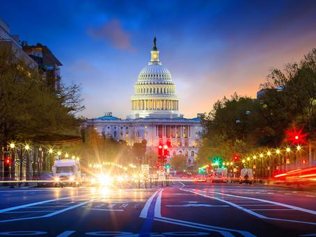 Washington DC is Re-Opening!
