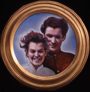 Portrait of Lisa & Ulrich Hoffmann