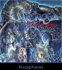 Noospheres - Book by Robert Venosa