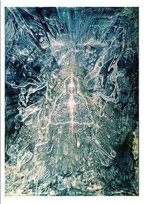 RV Art/Note Card - Enlightenment