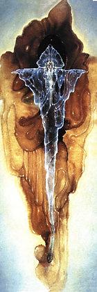 RV Bookmark - 'Blue Angel'