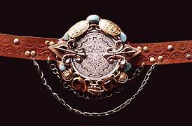 Goddess Belts