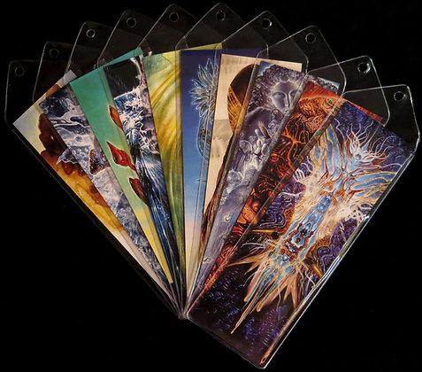 RV Bookmarks - Full set of 10