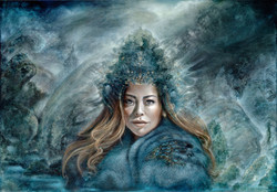 Portrait of Trang Le (Khanum) | Martina Hoffmann