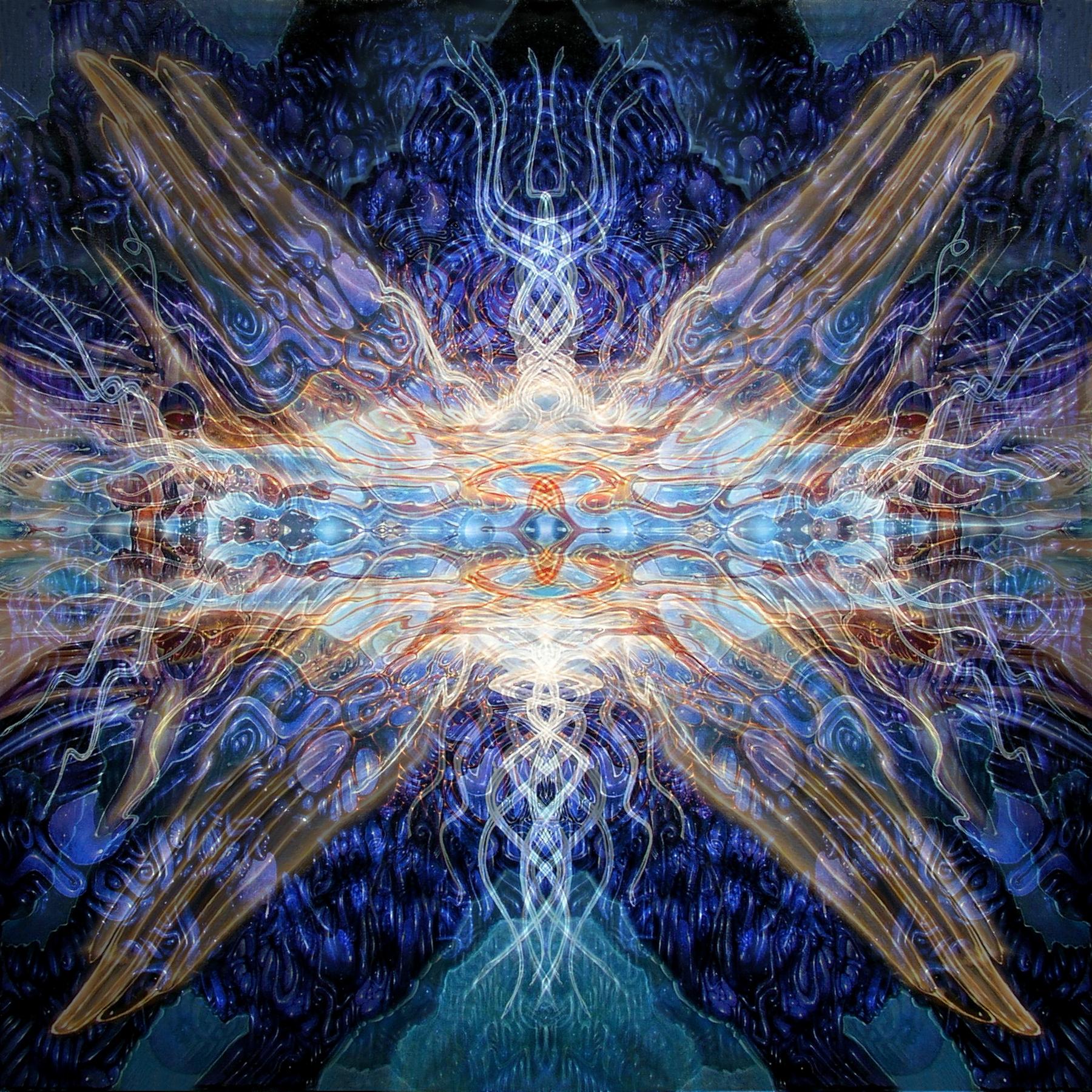 'Psychedelic Prayers' - Kimba Arem