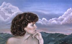 Portrait of Carol Hay II