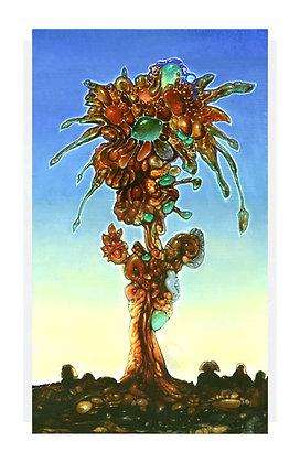 Mini Print - Flor Dos, R. Venosa