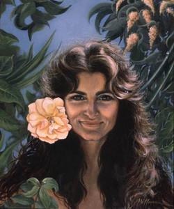 Portrait of Dawn
