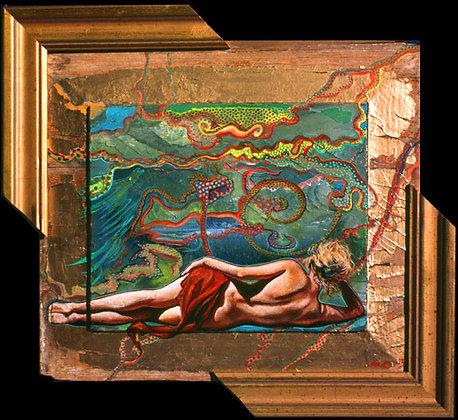 MH Limited Edition Print on Canvas - EL SUEÑO
