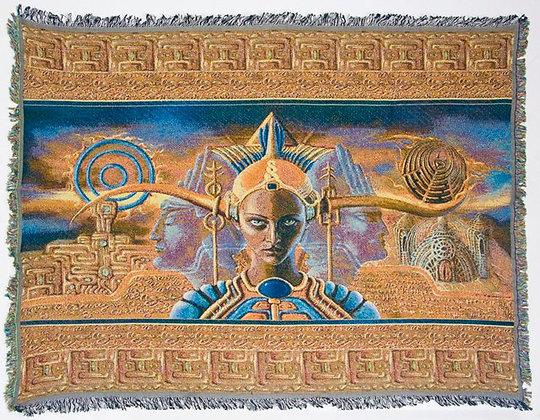 MH Art Blanket - 'The Cusp'