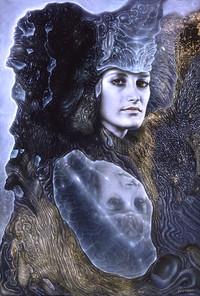 Portrait of Isabel Sanz