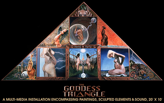 The Goddess Triangle