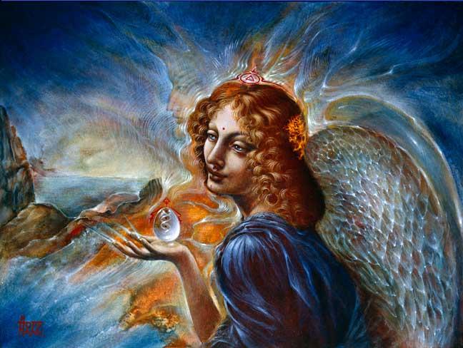 Homage à Leonardo | Martina Hoffmann