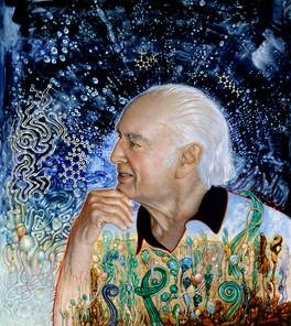 Portrait of Albert Hofmann