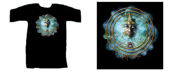 MH Men's T-Shirt, black - 'Spirit'