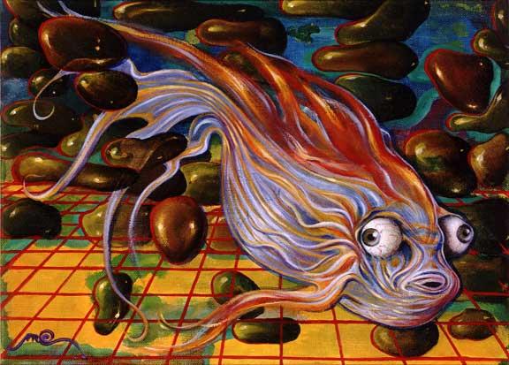 Fire Fish | Martina Hoffmann