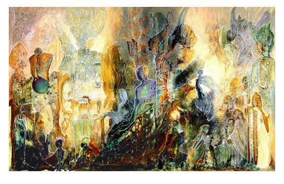 Mini Print - Ayahuasca Dream, R. Venosa