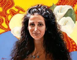 Portrait of Vincene_web