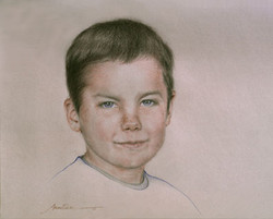 Portrait of Peter Hay I
