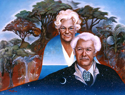 Portrait Of Lisa & Ulrich Hoffmann_web