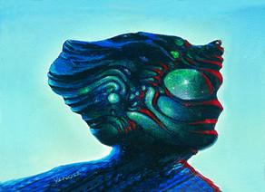 Alien Head III