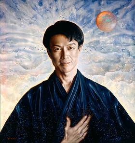 Portrait of Maki San