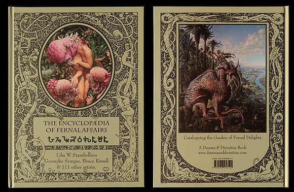 The Encyclopedia of Fernal Affairs / w. art by M.Hoffmann, R. Venosa, P. Ferry +