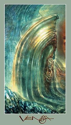 BUDDHA SPHINX - RV Poster