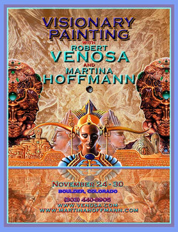 Visionary Painting - Workshop 2009