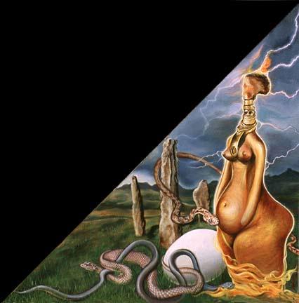 Minoa & The Cosmic Egg