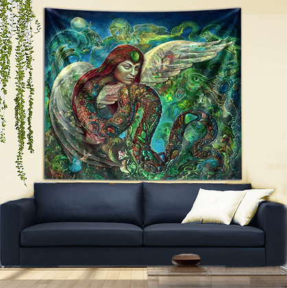 MH Tapestry - CURANDERA - Large Size
