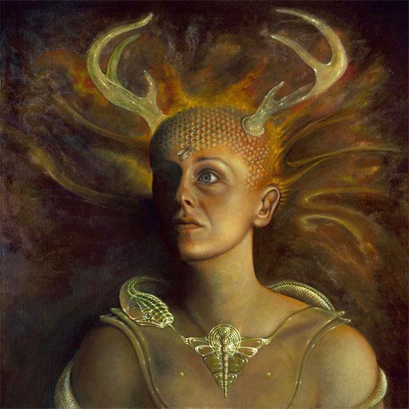 Stag Queen | Martina Hoffmann