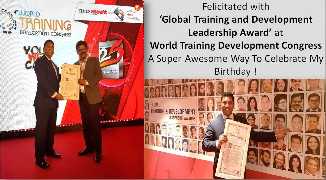 Global Training and Development Leadership Award