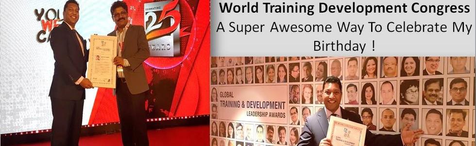 Global Training and Development Leadership Award