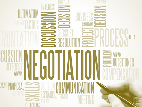 The Biggest Problem with Negotiation, And How You Can Fix It
