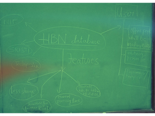 HONEY BEE NETWORK DATABASE APP
