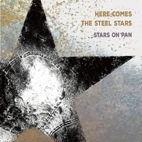 "3rd mini album  ""HERE COMES THE STEEL STARS"""