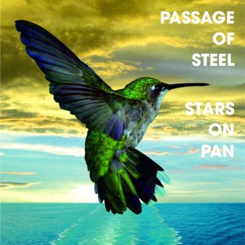 "2nd album ""PASSAGE OF STEEL"""