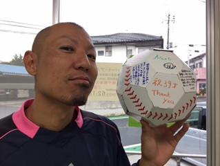 社長 お誕生日おめでとうございます!!