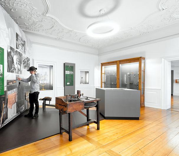Elztalmuseum Waldkirch - Schreinerei Hol